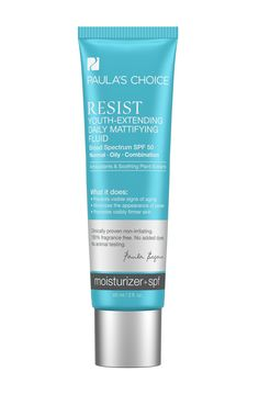 Resist Anti-Aging Youth-Extending Daily Mattifying Fluid SPF50