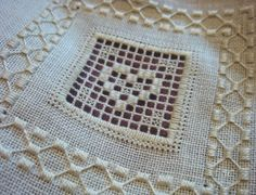 Russian Drawn Thread Heart + D Embroidery Hearts, Hardanger Embroidery, Embroidery Stitches, Cat Cross Stitches, Drawn Thread, Hello Kitty Wallpaper, Bead Loom Patterns, Bargello, Cutwork