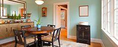 ¿Cómo decorar mi casa? | Comex Mirror, Furniture, Home Decor, Diner Decor, Interior Paint, House Decorations, Paintings, Color Trends, Outer Space