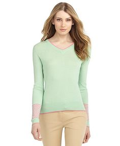 Preppy gold sweater<3 pink and green Get 5% Cash Back http://www.studentrate.com/itp/get-itp-student-deals/Brooks-Brothers-Discounts--amp--Coupons--/0