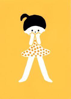 Sato Kanae. Il colore giallo.