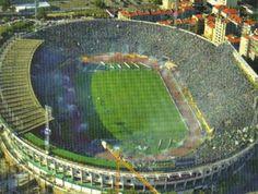 Old Stadium Alvalade Image Foot, Sports Stadium, Best Club, Football Stadiums, Scp, City Photo, Fair Grounds, Around The Worlds, Images