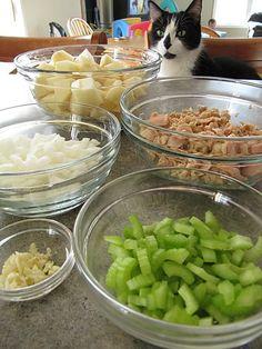 Slow Cooker New England Clam Chowder Recipe from bakedbyrachel.com