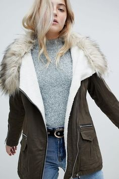 aa83eb03b 8 Best Warm Jacket images in 2018 | Coats for women, Jackets ...