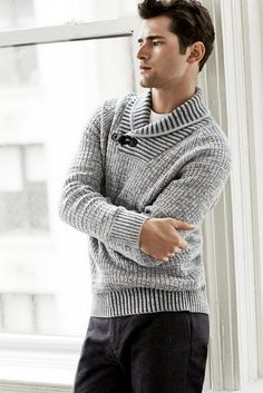 Sean O'Pry for H&M by David Roemer