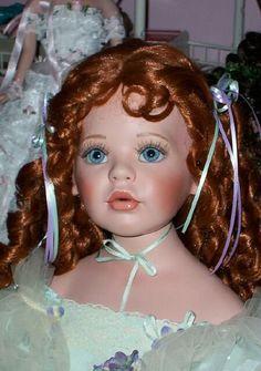 Donna Rubert  doll