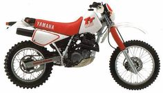 1990 YAMAHA TT600. I loved the sound of these old thumpers. This was one of my favorite bikes getting around when I was in high school