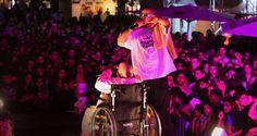 MALIK - Deutschlands coolster Rapper im Rollstuhl.