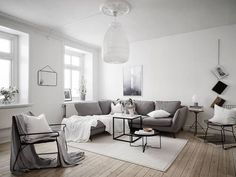 12 Modern Interiors Minimalists Will Swoon Over