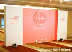 GUDY Wedding 婚禮設計 - 婚禮佈置♥六福皇宮X愛麗絲夢遊仙境