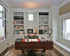 Traditional Home Office Craft Room Design, Pictures, Remodel, Decor and Ideas - page 25