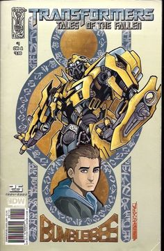 TF TOTF Bumblebee alt cover by markerguru on DeviantArt Transformer Party, Fallen Series, Transformers Characters, Top Cow, Dark Horse, Live Action, Illustration Art, Illustrations, Action Figures