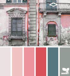 architectural hues