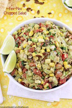 Tex-Mex Chopped Salad