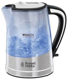 Buy Russell Hobbs Purity Brita Filter Kettle at Argos.co.uk, visit Argos.co.uk to shop online for Kettles