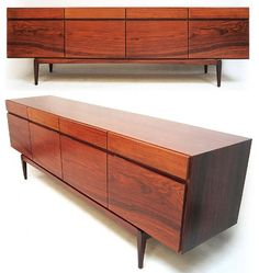 I would kill for an original Ib Kofod Larsen sideboard...well, maybe not kill but almost!