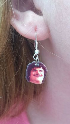 Nacho Libre earringsI'm crying!!