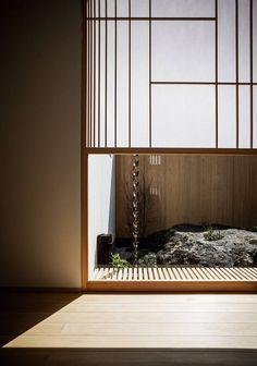 Fragments of architecture — House in Higashi-hirano / seki. Japan Interior, Japanese Interior Design, Japanese Design, Minimalist Architecture, Interior Architecture, Interior And Exterior, Modern Japanese Architecture, Sustainable Architecture, Residential Architecture