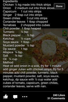 Chicken Jalfrezi - Masala Mornings