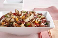 Grilled Potato Salad (3 Points+)