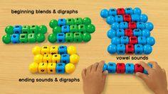 Twist & Turn Phonics Word Builders  #LakeshoreDreamClassroom