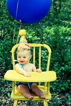 good idea for a baby photoshoot!