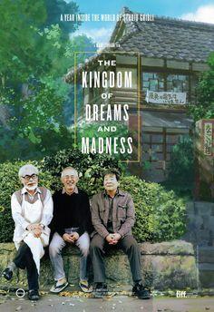 'El Reino de los Sueños y Locura', un documental sobre Hayao Miyazaki y la animación japonesa Studio Ghibli
