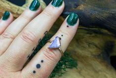 Australian Opal Engagement Ring in Rose Gold Raw Stone Jewelry, Teardrop Necklace, Australian Opal, Modern Bohemian, 18k Rose Gold, Statement Rings, Artisan Jewelry, Boho Wedding, Bespoke