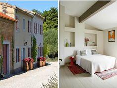Hippe, gezinsvriendelijke vakantiehuizen met uitzicht op wijnvelden en de bergen van de Pyreneeën. Sfeervol boutique vakantiehuis op kwartier rijden van Carcasonne. #vakantiehuis #Languedoc. Gespot op http://www.zook.nl/vakantie/vakantiehuizen