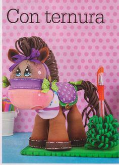caballo fofucho
