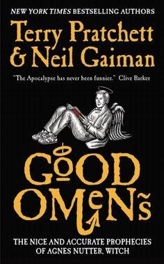 Good Omens - Terry Pratchett & Neil Gaiman