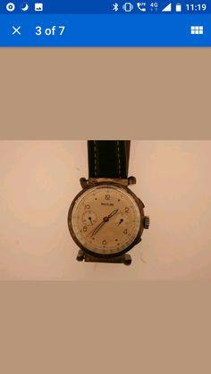 [Identify] Vintage Breitling Chronograph via /r/Watches