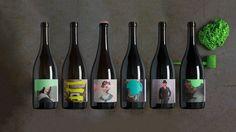 Cruse wine packaging