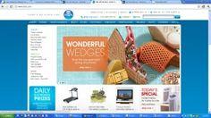 hsn #ecommercewebsite design Website Sample, Online Sales, Ecommerce, Design, E Commerce