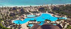 The Grand Palladium - Riviera Maya, Mexico  I love this resort.  Its one of my top five favorite vacations!