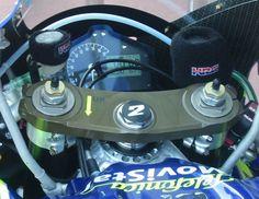 rcv211v sete gibernau front forks 2004 moto gp season