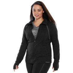 $47.97 - $80.00 Moving Comfort Flow Burnout Full-Zip Hoodie - Women's #Clothes