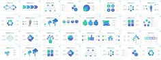 Powerpoint Themes: 25 Free Slides to Build Creative Presentations Powerpoint Themes, Infographic, Presentation, Templates, Math Equations, Creative, Free, Infographics, Stencils