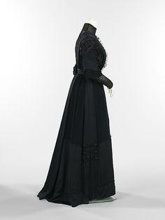 Mourning Dress 1912 The Metropolitan Museum of Art