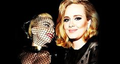 Lady Gaga and Adele Have A Bro-Down! What's a Bro-Down?
