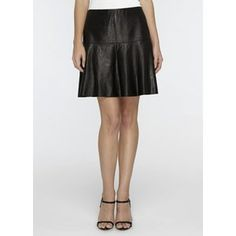 Online Fashion Shop Shop women fashion accessories and clothes Lambskin Leather, Flare Skirt, Leather Skirt, Fashion Accessories, Team 2, Drop, My Style, Womens Fashion, Skirts