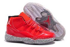 http://www.bigkidsjordanshoes.com/discount-code-for-nike-air-jordan-xi-11- retro-mens-shoes-glowing-red-white-pot-2016-sale.html DISCOUNT CODE FOR NIKE  AIR ...