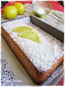 SomosGolosos: Corn and lemon sponge cake (Gluten-free, Milk-free, Lactose-free) Gluten Free Sweets, Gluten Free Cakes, Gluten Free Baking, Vegan Gluten Free, Dairy Free Bread, Dairy Free Recipes, Non Dairy Desserts, Dessert Recipes, Delicious Deserts