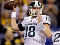 Raiders move up to grab MSU's Connor Cook - NFL.com