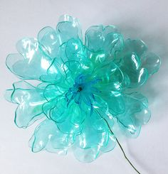 Plastic Bottle Flower