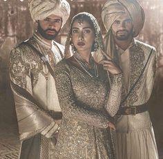 Indian/pakistani/afghan Moghul clothing