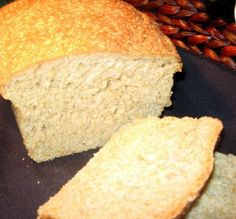 Pão de Amaranto e Laranja