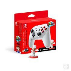 Pro Controller White Married Edition, Super Mario Odyssey SWITCH Nintendo Joy-Con Collector Nintendo Switch (A Switch Me fan art). If U like it, follow me on Twitter : @switchmelike ! joycon, nintendo switch, dock, joy-con, Joy-Con Strap