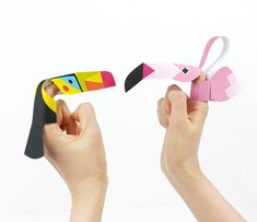 5 EASY AND PLAYFUL FINGER PUPPET PROJECTS
