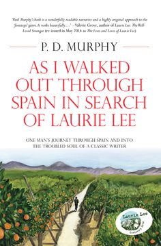 """New book from www.silverwoodbooks.co.uk. Ever wanted to follow in Laurie Lee's """"As I Walked Out One Midsummer Morning"""" across Spain? Well this is your chance..."""